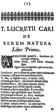 300px-Lucretius_De_Rerum_Natura_1675_page_1