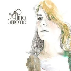 Portada del disc 'Alma Simonne'