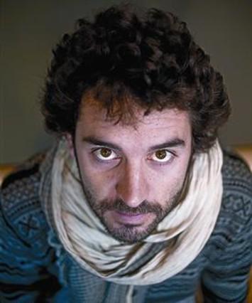 Joan Pons, en una imatge promocional