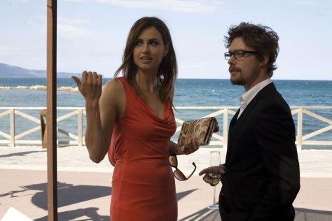 Claudia Bassols i Jan Cornet, en un fotograma de la pel·lícula