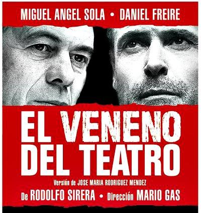 El veneno del teatro