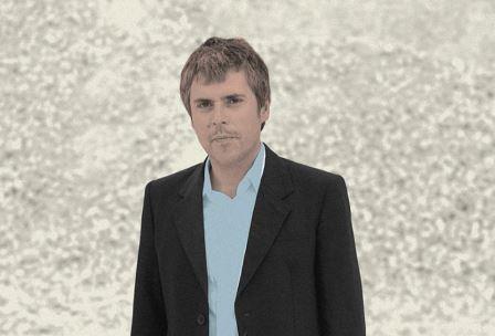 Iván Ferreiro, en una imagen promocional de su nuevo disco
