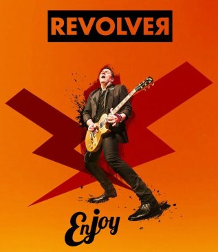 Revolver - Enjoy (Directo)