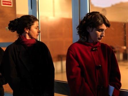 Nora Navas i Valeria Bertuccelli, en una imatge de la pel·lícula