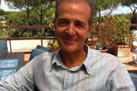Roberto Costantini, en una imagen promocional