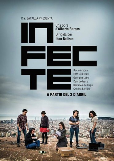 cartel_infecte_Versus Teatre