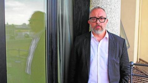 El cineasta y escritor Álex de la Iglesia, en una imagen promocional