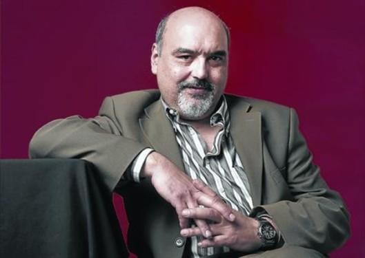 El escritor David Cameo, en una imagen promocional