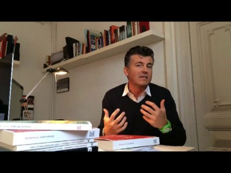 L'escriptor Ramon Gener