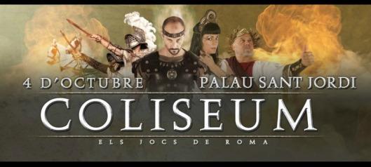 Coliseum_Els jocs de Roma