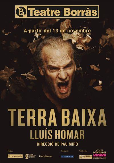Terra Baixa_poster Borras