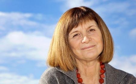 La escritora Alicia Giménez Bartlett, en una imagen promocional