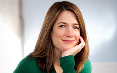 La escritora Gillian Flynn, en una imagen promocional