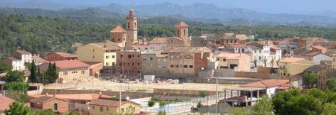 La Palma d'Ebre, el poble on va néixer Marta Rojals i que hauria inspirat l'escenari d'aquesta novel·la