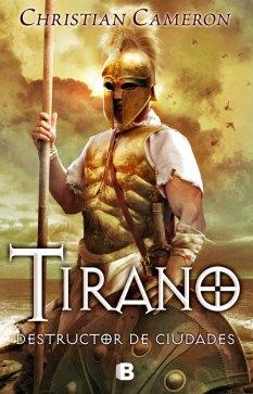 portada Tirano, destructor de ciudades