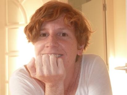 L'editora Eugènia Broggi