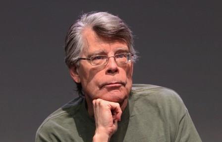 El escritor Stephen King, en una imagen promocional