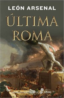 Última Roma_portada