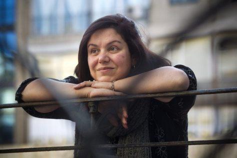 L'escriptora Care Santos, en una imatge promocional
