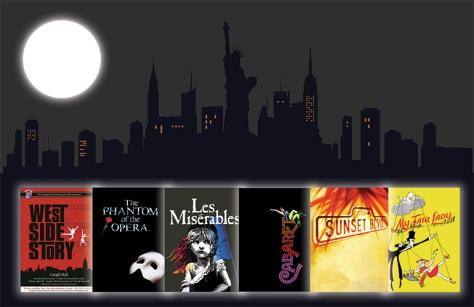 Nit de musicals - Teatre Grec