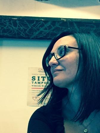 La escritora barcelonesa Montse Basté, en una imagen promocional