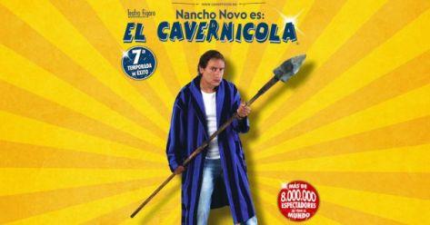 El cavernicola_Teatro Fígaro