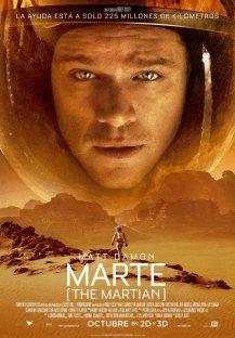 Marte (The Martian)_Poster Final