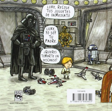 Star Wars Darth Vader E Hijo_2