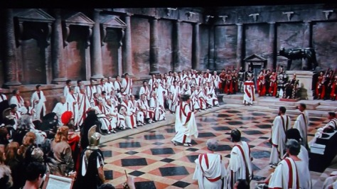 Senado romano_La caida del Imperio romano