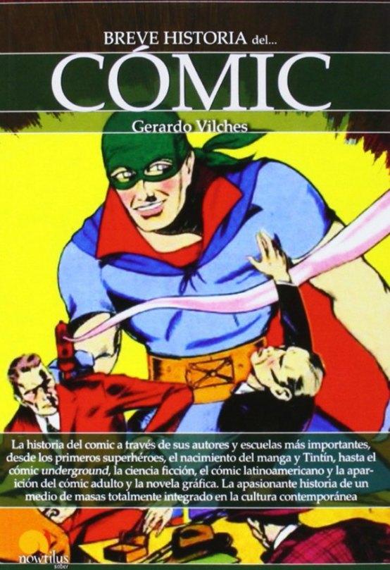 Breve Historia del comic