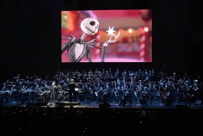 Concierto Danny Elfman_Tim Burton_2