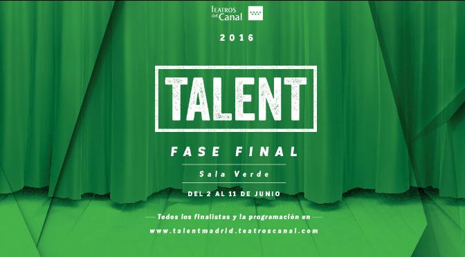 Festival Talent 2015