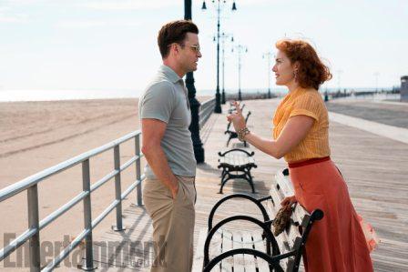 Justin Timberlake y Kate Winslet, en una imagen de la película.