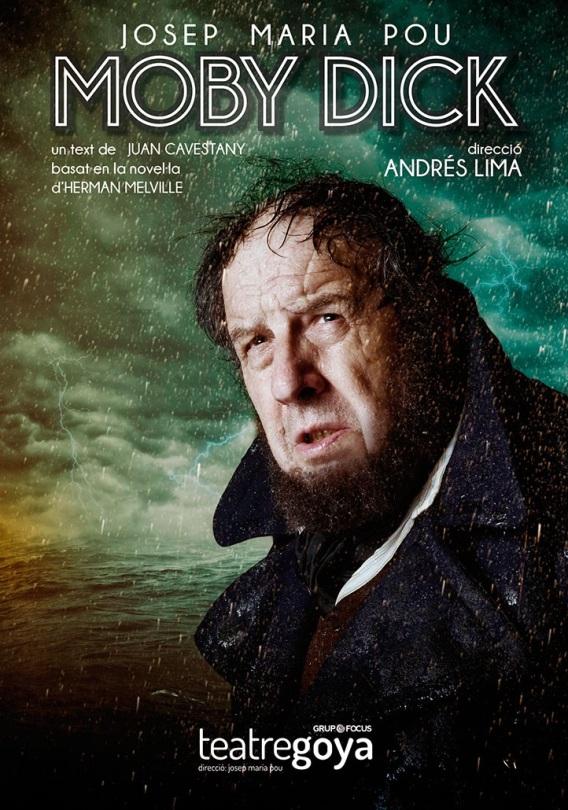 Moby Dick_Teatre Goya