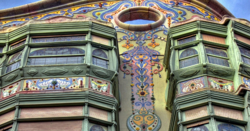 Ruta Barcelona modernista
