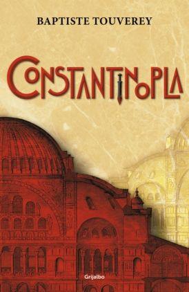 Constantinopla_Baptiste Touverey_portada