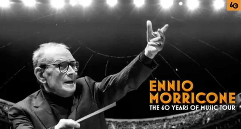 The 60 Years of Music Tour de Morricone