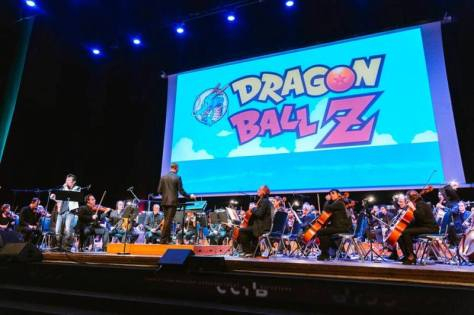 Dragon Ball Symphonic Adventure_Auditori Forum Barcelona