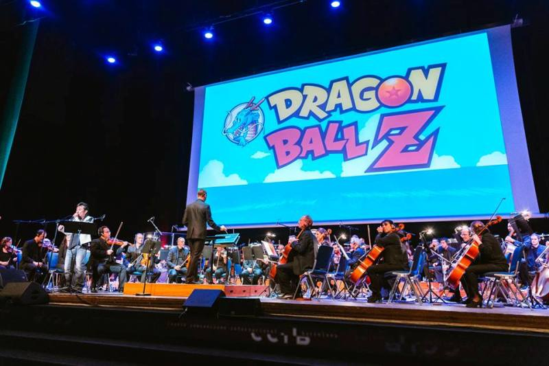 Dragon Ball Symphonic Adventure_Auditori Forum Barcelona