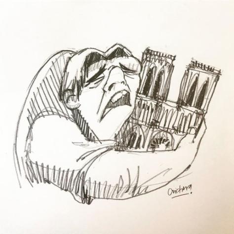 Quasimodo_Notre Dame