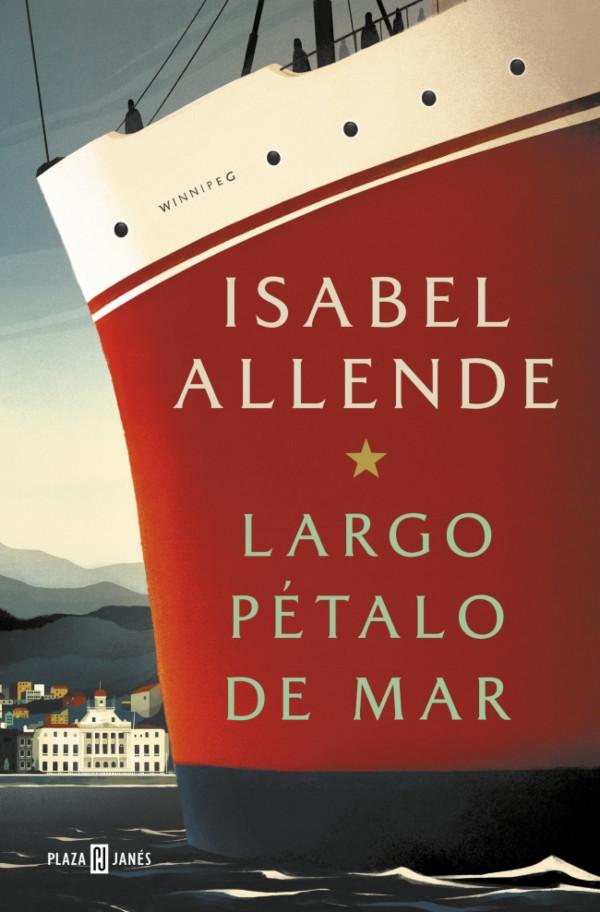 Largo pétalo de mar_Isabel Allende