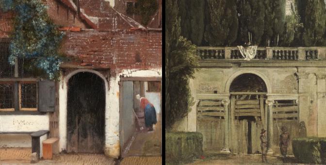 Velázquez, Rembrandt, Vermeer. Miradas afines_Museo del Prado
