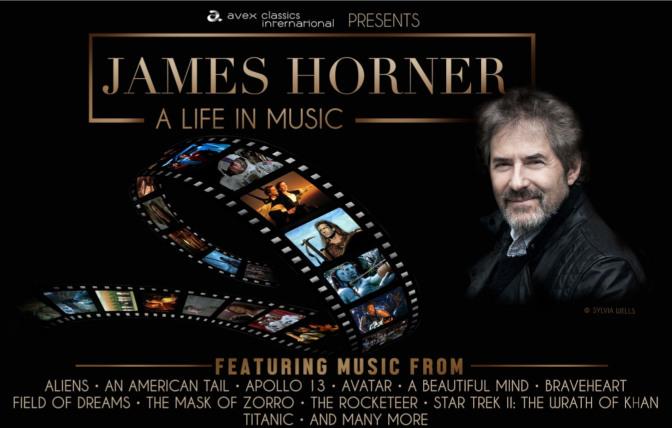 James Horner A life in music Le Grand Rex_Paris