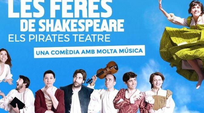 Les feres de Shakespeare_teatre condal_destacado