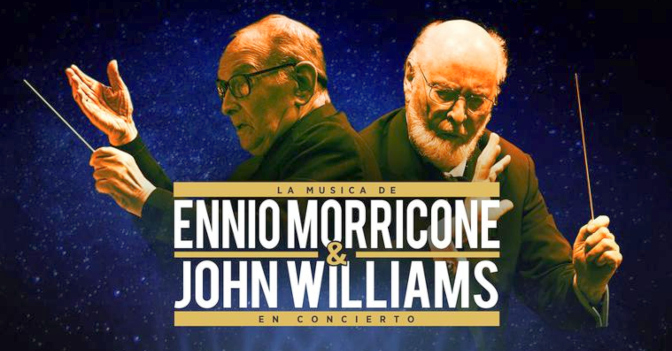 The Music of Morricone y John Williams en el Palau de la Música
