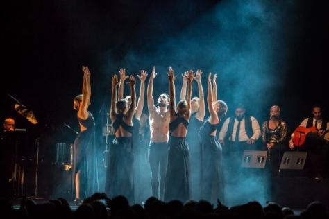 Atrapado en el tiempo_Barcelona Flamenco Ballet