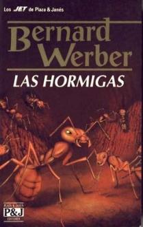 Bernard Werber_Las hormigas_portada