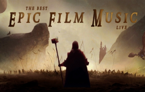 The Best Epic Film Music Live en el Auditori de Barcelona