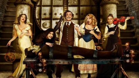 El Jovencito Frankenstein_teatro tivoli