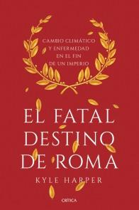 El fatal destino de Roma_portada